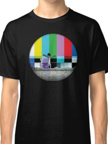 Come Watch TV - Rick and Morty Classic T-Shirt