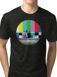 Come watch TV - Rick and Morty Tri-blend T-Shirt