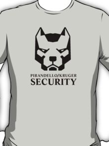 Pirandello/Kruger Security - Mirror's Edge T-Shirt
