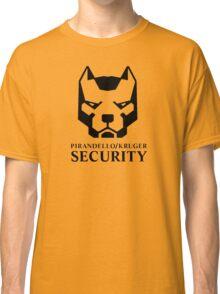Pirandello/Kruger Security - Mirror's Edge Classic T-Shirt