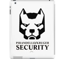 Pirandello/Kruger Security - Mirror's Edge iPad Case/Skin
