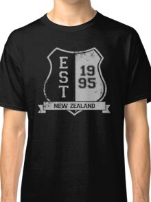 New Zealand Rugby League: Established Shield Classic T-Shirt