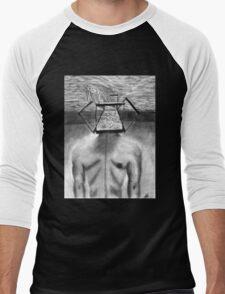 Birth of a Fish  Men's Baseball ¾ T-Shirt