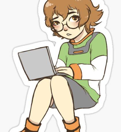 A Pidge Sticker