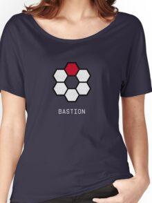 Bastion Alliance Logo Women's Relaxed Fit T-Shirt