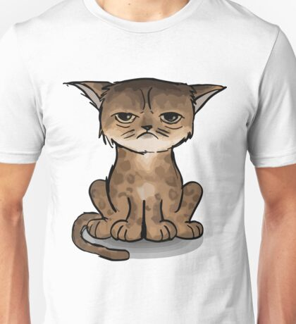 Apache cat Unisex T-Shirt