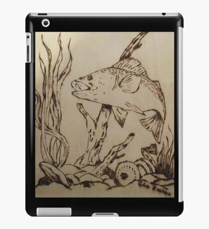 King Bass iPad Case/Skin