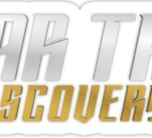 Star Trek Discovery Sticker