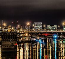 Reflectitory/Portland by Richard Bozarth