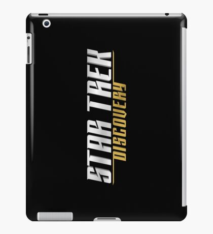Star Trek Discovery iPad Case/Skin