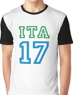 ITALY 17 Graphic T-Shirt