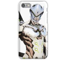 Genji Pop Art iPhone Case/Skin