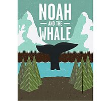 noah and the whale Photographic Print