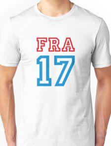 FRANCE 17 Unisex T-Shirt