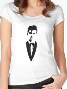 Alex Turner Women's Fitted Scoop T-Shirt