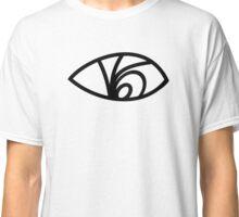 A Series Of Unfortunate Events Characters Netflix Series Olaf Tattoo Eye Classic T-Shirt