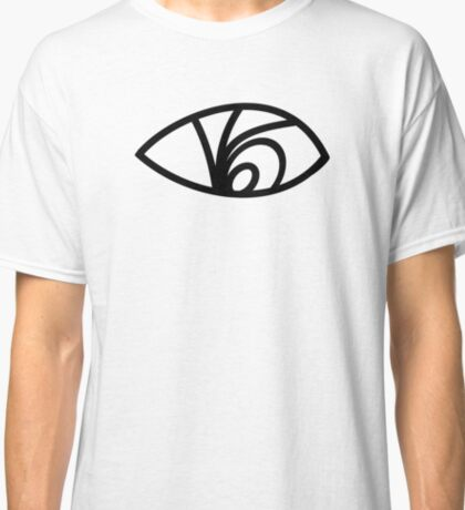A Series Of Unfortunate Events Characters Netflix Series Olaf Tattoo Eye Classic T-Shirt