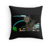 Metal Gear Rising: Revengance Raiden Throw Pillow