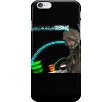 Metal Gear Rising: Revengance Raiden iPhone Case/Skin