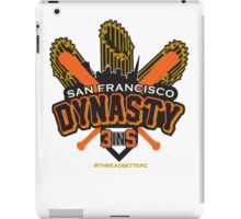 SF DYNASTY iPad Case/Skin