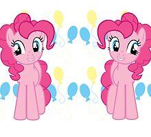 Mane 6 Mugs: Pinkie Pie by Steven Hoag
