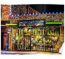 Green Plow Coffee Shop/Redmond Poster