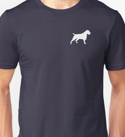 AMOS white Unisex T-Shirt