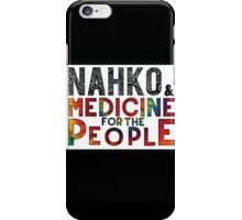 Nahko & Medicine for the People Fan Art iPhone Case/Skin