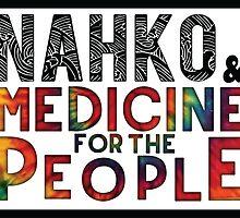 Nahko & Medicine for the People Fan Art by Daniel Watts