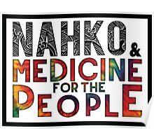 Nahko & Medicine for the People Fan Art Poster