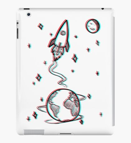 Into Space iPad Case/Skin