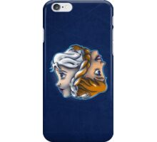 Seasonal Sisters iPhone Case/Skin
