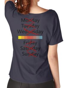 Thursday or nothing Women's Relaxed Fit T-Shirt
