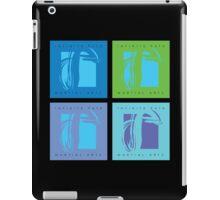 Infinite Path Martial Arts • Logo Panel (2012) iPad Case/Skin
