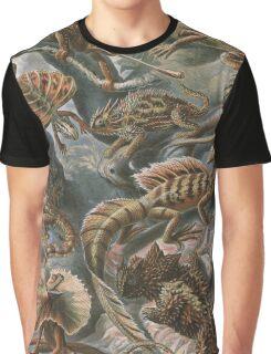 Assorted Lizards  Graphic T-Shirt