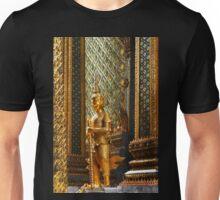 Mythical Giant Guardian (Yak) at Wat Phra Kaew, Thailand Unisex T-Shirt