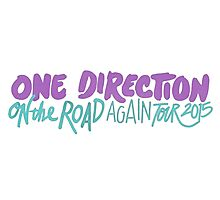 One Direction OTRAT Photographic Print