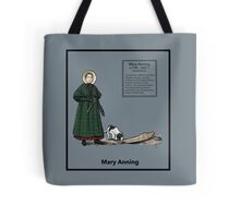 Mary Anning Tote Bag