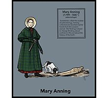 Mary Anning Photographic Print