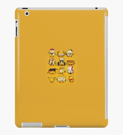 System and game iPad Case/Skin
