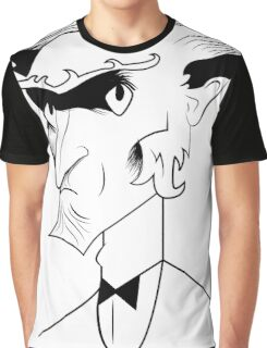 count olaf Graphic T-Shirt