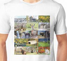 Kentucky Collage Unisex T-Shirt
