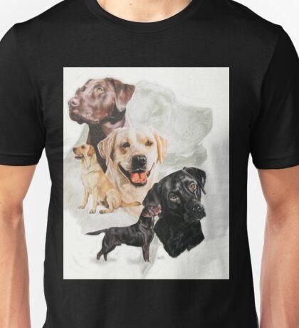 Labrador /Ghost Unisex T-Shirt