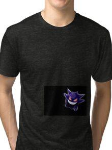 Gengar Tri-blend T-Shirt