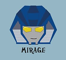 Generation 1 Mirage by sunnehshides