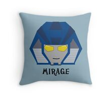 Generation 1 Mirage Throw Pillow