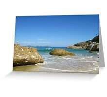 Squeaky Beach - Wilsons Promontory National Park Greeting Card