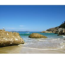 Squeaky Beach - Wilsons Promontory National Park Photographic Print