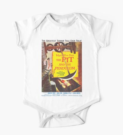 Vintage poster - The Pit and the Pendulum One Piece - Short Sleeve