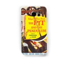 Vintage poster - The Pit and the Pendulum Samsung Galaxy Case/Skin